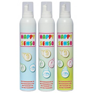 Happy Senso gel - 3er Satz